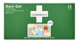 Førstehjelp Brannskadegel