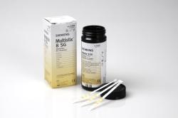 Teststrimmel Multistix-8SG