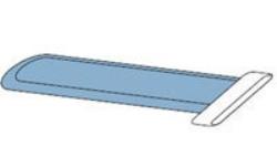 Strømpe ortopedi 2 lags Barrier