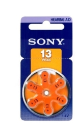 Batteri høreapparat SONY