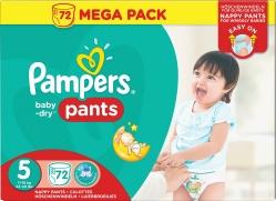 Pampers Pants S5 -housuvaippa