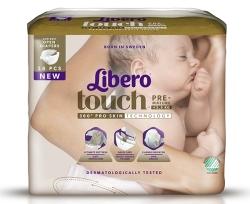 Lastenvaippa Libero touch