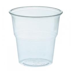 Juomalasi muovi kirkas