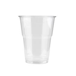 Kertakäyttölasi Polarcup muovi