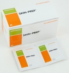 Suojakalvo Skin-Prep iholle
