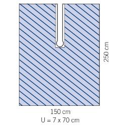 Leikkliina evercare® U-liina