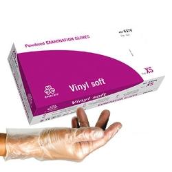 Tutkimuskäsine evercare® vinyl